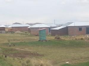 Aufbruch auch in Peru