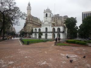 Plaza de 9. Mayo