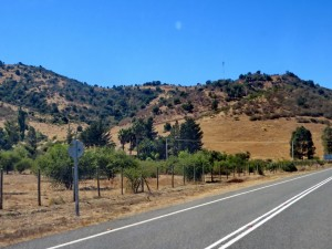 Richtung Laraquete