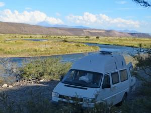 Ruta 40 - Rio Grande