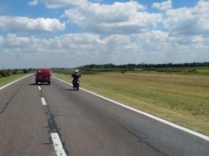 Autobahneindrücke