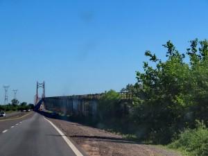 ...über den Paraná..