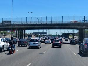 Autobahn in BA