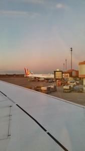 Abreise Sao Paulo