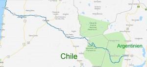 7. Grenze chile - Tocopilla