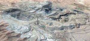 Luftbild Cchuquicamata 3